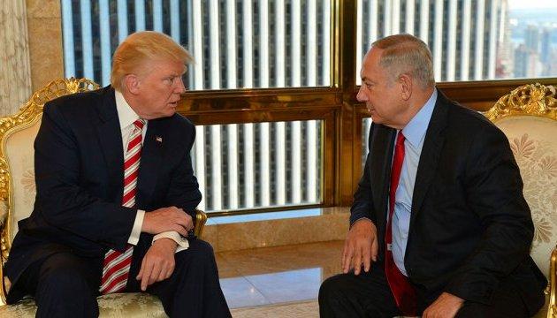 Трамп та Нетаньягу обговорили ситуацію з Іраном