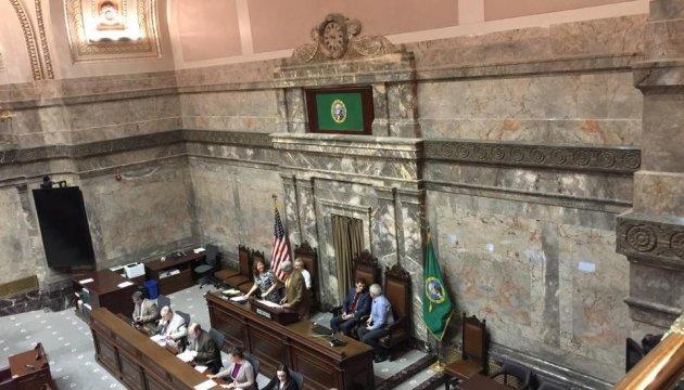 Сенат штату Вашингтон назвав Голодомор актом геноциду українського народу