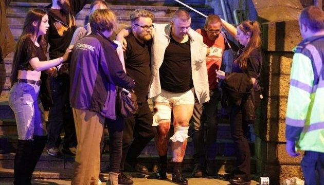Вибух у Манчестері : 19 загиблих та 50 поранених