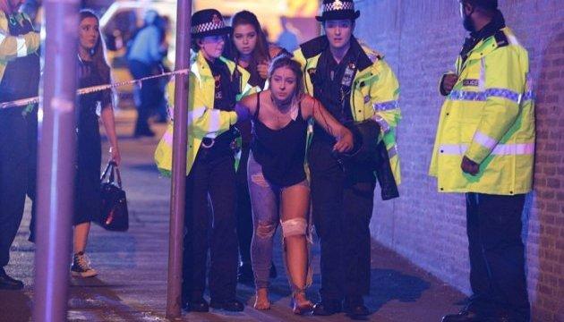 На стадіоні в Манчестері пролунав вибух: 20 загиблих, близько 100 поранених
