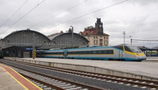 У Чехії з'явиться залізниця для поїздів зі швидкістю 300 км/год