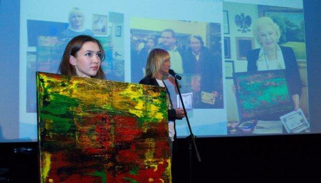 У Варшаві на аукціоні зібрали кошти українським дітям зі Сходу