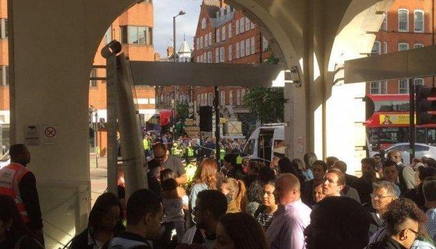 У Лондоні через підозрілий пакет евакуювали автовокзал