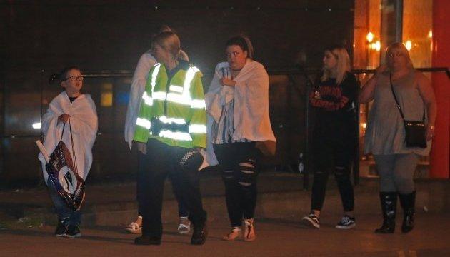 Серед загиблих у теракті в Манчестері - восьмирічна дівчинка