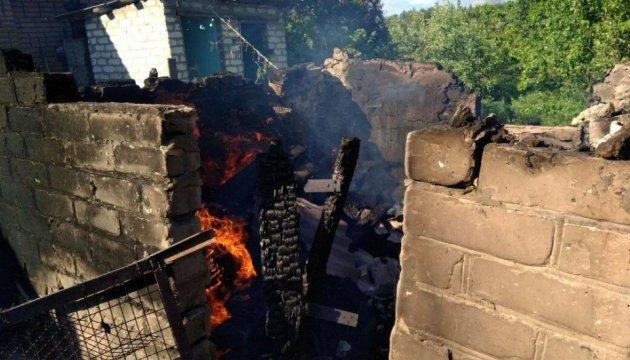 Обстріли Авдіївки тривають, є постраждалі мирні жителі