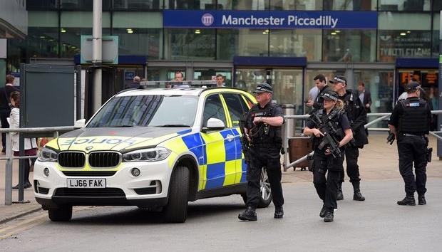 Поліція Манчестера повідомляє про четвертого затриманого