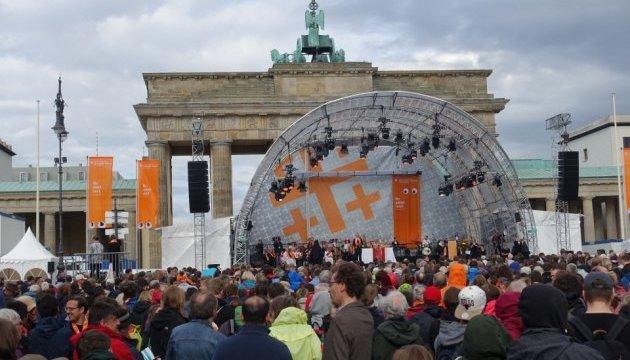 У Берліні стартувало євангелістське свято