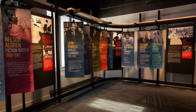 Музей американських письменників відкрився в Чикаго