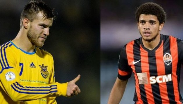 ЗМІ: Ярмоленко і Тайсон цікаві «Фенербахче», Ракицький – клубам Італії