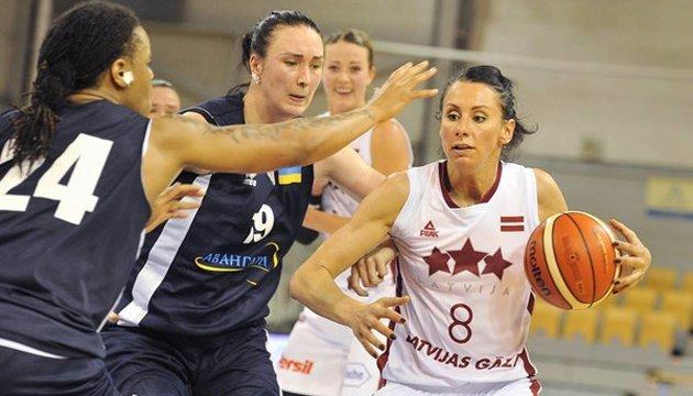 Жіноча збірна України з баскетболу зіграє у Франції