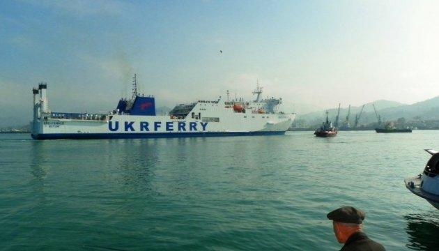 Не самолетами едиными: одесские судноплавцы удвоили количество рейсов в Стамбул