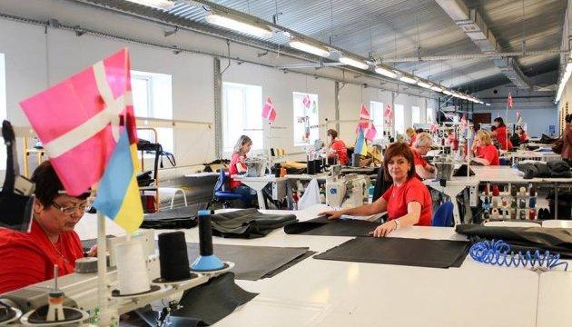 Данська компанія відкрила новий корпус меблевої фабрики на Львівщині