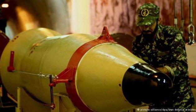 Іран ставить ракети