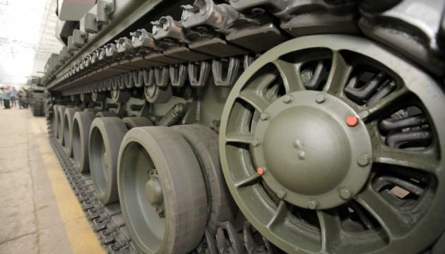 Porochenko va inaugurer une exposition d'armes modernes et de matériel militaire