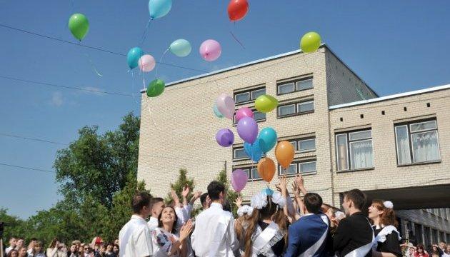Назвали дату останнього дзвоника у школах Києва