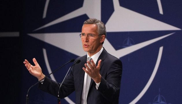 NATO respects Ukraine's right to hold referendum on joining alliance - Stoltenberg