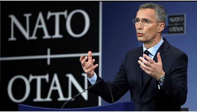 Столтенберг назвав умову вступу Грузії до НАТО