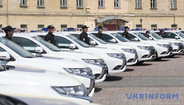 У Києві перекрили рух на десятку вулиць