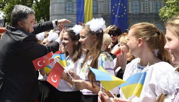 Стамбульський парк в Одесі стане символом дружби між Туреччиною і Україною - мер Стамбула