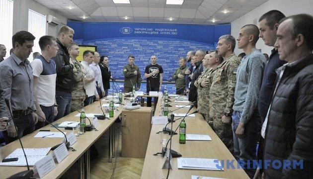 У Києві підписали меморандум про створення комітету ветеранів війни та волонтерів