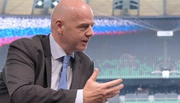 Чемпіонат світу з футболу 2018: ФІФА знайшла порушення прав людини в Росії