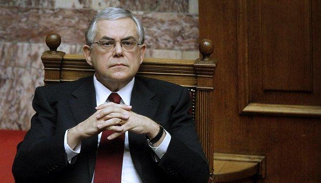 Поранений під час вибуху екс-прем'єр Греції ще кілька днів пробуде в лікарні