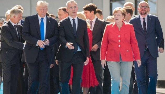 На саміті НАТО Трамп влаштував партнерам публічну прочуханку – німецькі ЗМІ