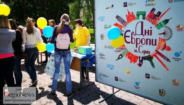 """У Сумах відкрилася міжнародна виставка """"Слобожанський міст-2017"""""""