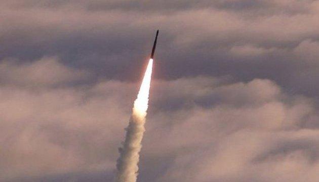 США успешно испытали в Тихом океане ракету-перехватчик