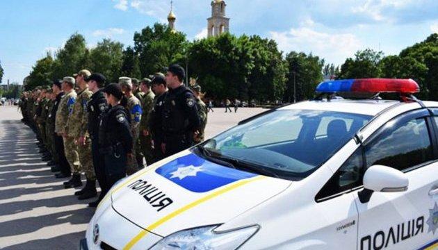 Поліція та Нацгвардія посилено патрулюватимуть Донеччину