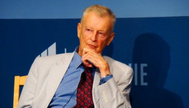Порошенко про Бжезінського: Пішов з життя гросмейстер міжнародної політики