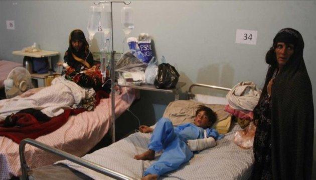 В афганській провінції через теракт загинули 10 мирних жителів