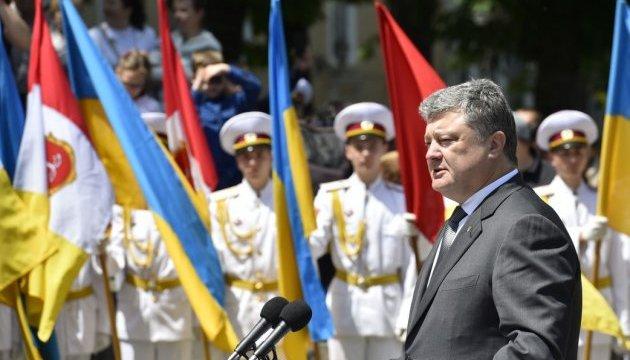 Порошенко закликав G7 не дати Москві шансів на продовження агресії проти України