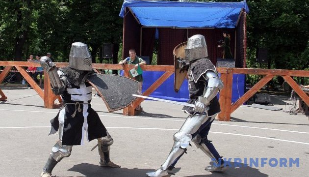 В Одесі проходить фестиваль середньовічної культури