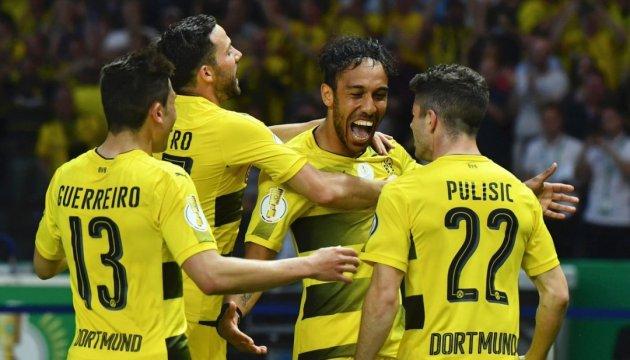 Дортмундська «Боруссія» - володар Кубка Німеччини