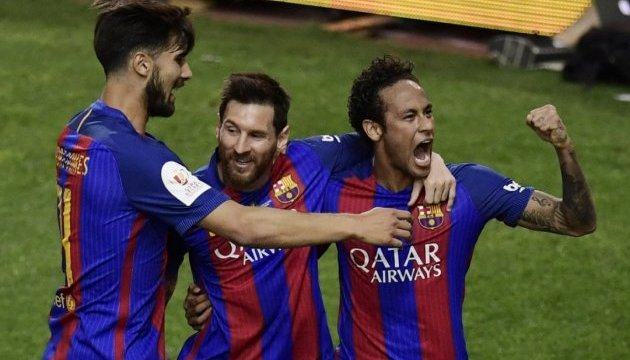 Кубок Іспанії у «Барселони»