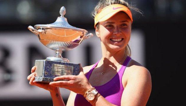 Світоліна зберегла шосту позицію в рейтингу WTA