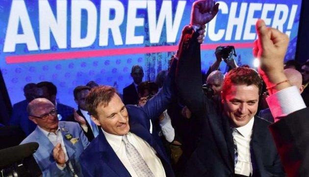 Канадська опозиція змінила лідера