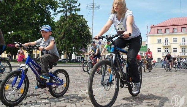 В Виннице за швейцарские средства создадут систему муниципального велопроката