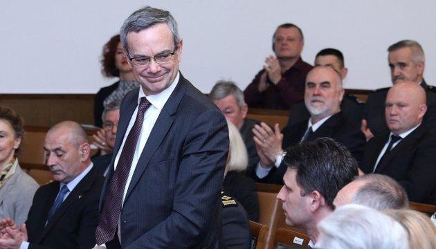 Paolo Alli ruft Ukraine auf, Einfluss der Oligarchie zu bekämpfen