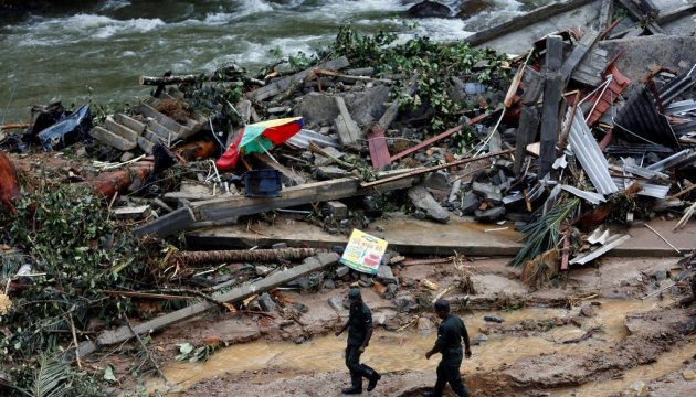 Ukrainian citizen killed in Sri Lanka floods