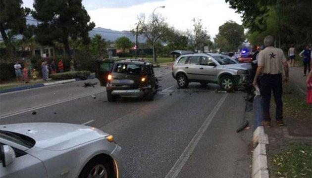 В Іспанії автомобіль в'їхав у групу пішоходів, є поранені