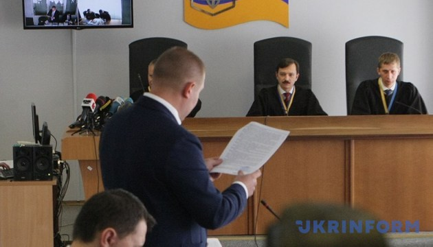 Court rejects request from Yanukovych's lawyers to question Poroshenko again
