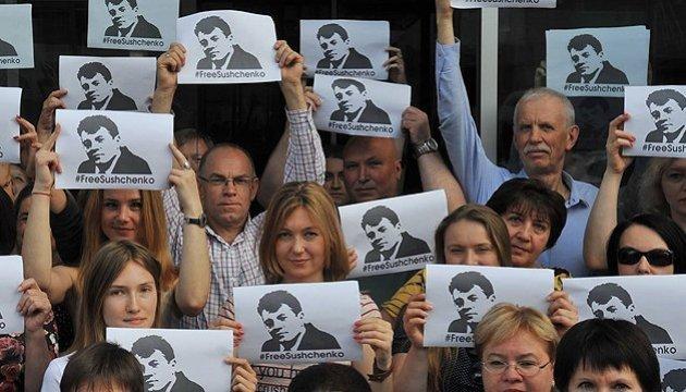 Україна передала в ООН звернення щодо Сущенка та інших політв'язнів