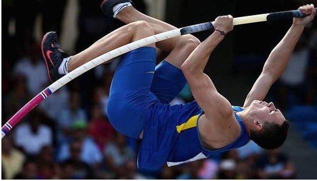 Стрибун з жердиною Малихін побив юніорський рекорд України