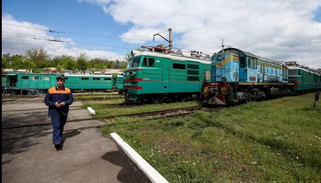 Укрзалізниця у червні випустить на маршрути три модернізовані електрички