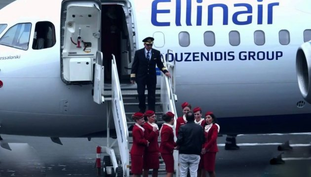 В харьковском аэропорту возобновили сезонный рейс в Салоники
