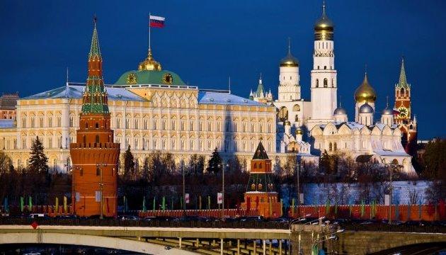 Ураган у Москві зірвав дах на одному з палаців Кремля