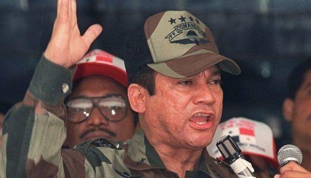 Помер колишній військовий лідер Панами Мануель Нор'єга
