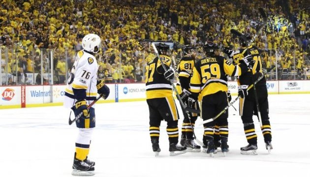 Фінал Кубка Стенлі: «Піттсбург» переміг в першому матчі